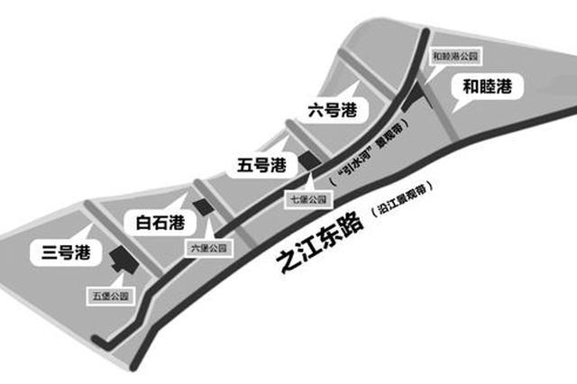 杭州钱江新城2.0主打生态牌 沿江景观带可跑马拉松