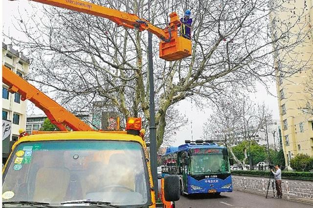 杭城60条路整体提亮路灯 预计到今年9月底完成