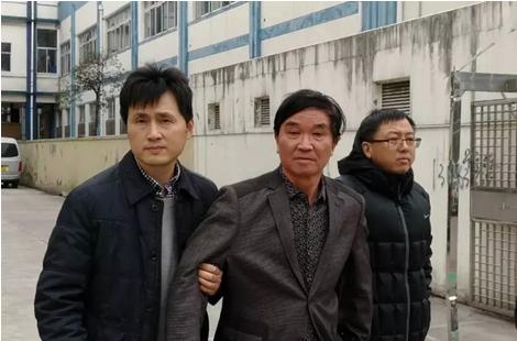 宁波成功追回中央追逃办挂牌督办外逃人员蔡明康