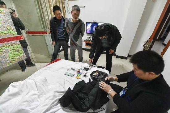 杭州破获一重大贩毒案件 抓捕犯罪嫌疑人20余名