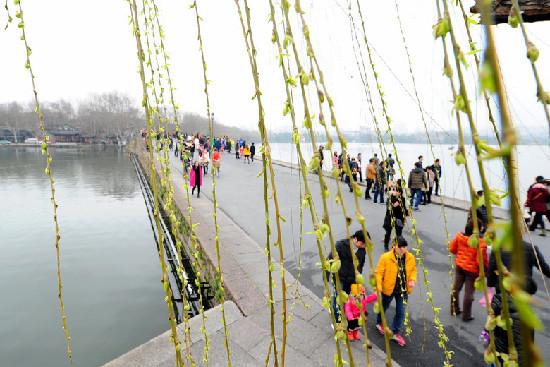杭州本周末将迎又一股冷空气 周日最低降至1℃左右