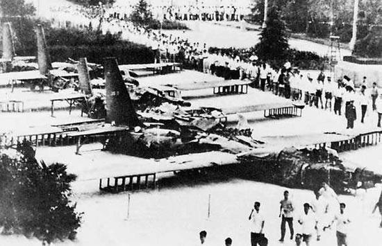 """歸根到底,U-2的偵察是被越來越多的解放軍地空導彈部隊""""嚇停""""的"""