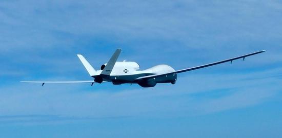 """正是因為其""""戰略無人偵察機""""的地位,才引發此次""""戰略""""級別的區域危機"""
