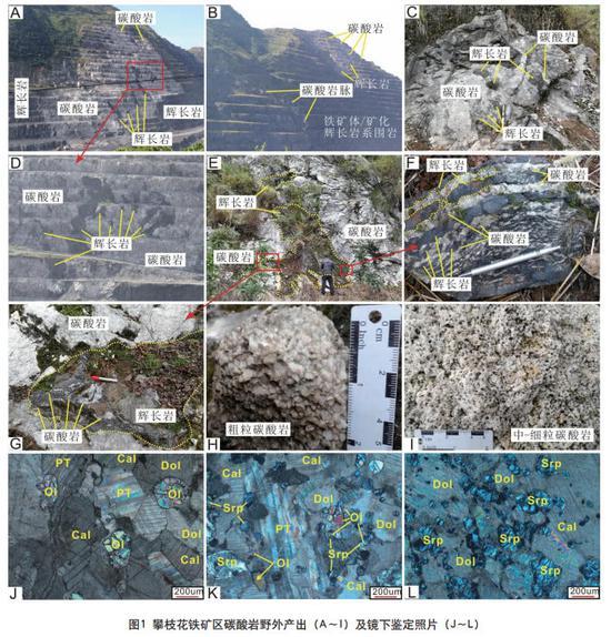 """中國""""百里鋼城""""首次發現稀土礦 具有重大意義"""
