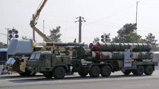 從綜合性能來看,S-300毫無疑問是伊朗目前最先進的防空導彈