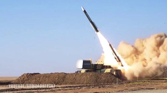伊朗此次的攔截行動算是一個很好的范例
