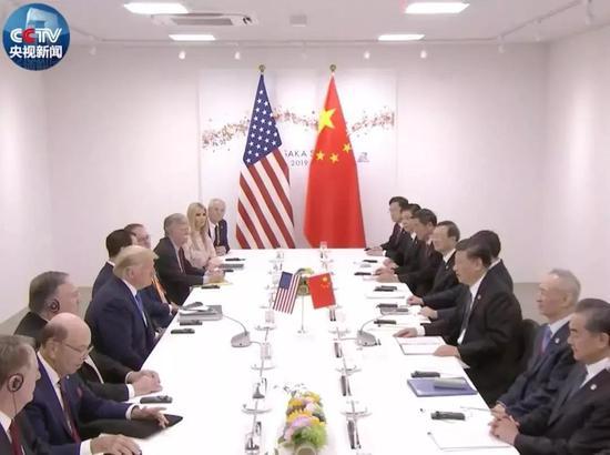 中美G20打破僵局 長安劍:要保持謹慎的樂觀 中美 特朗普
