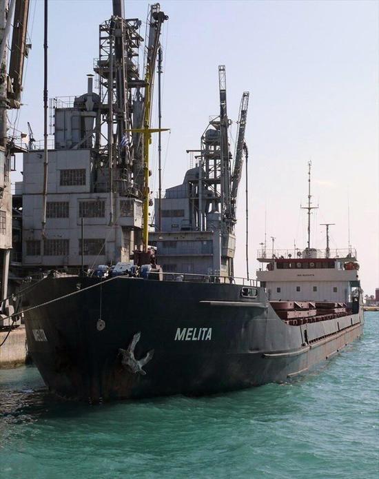 """烏克蘭海軍:俄貨船侵犯國界 但未被烏方扣留"""""""