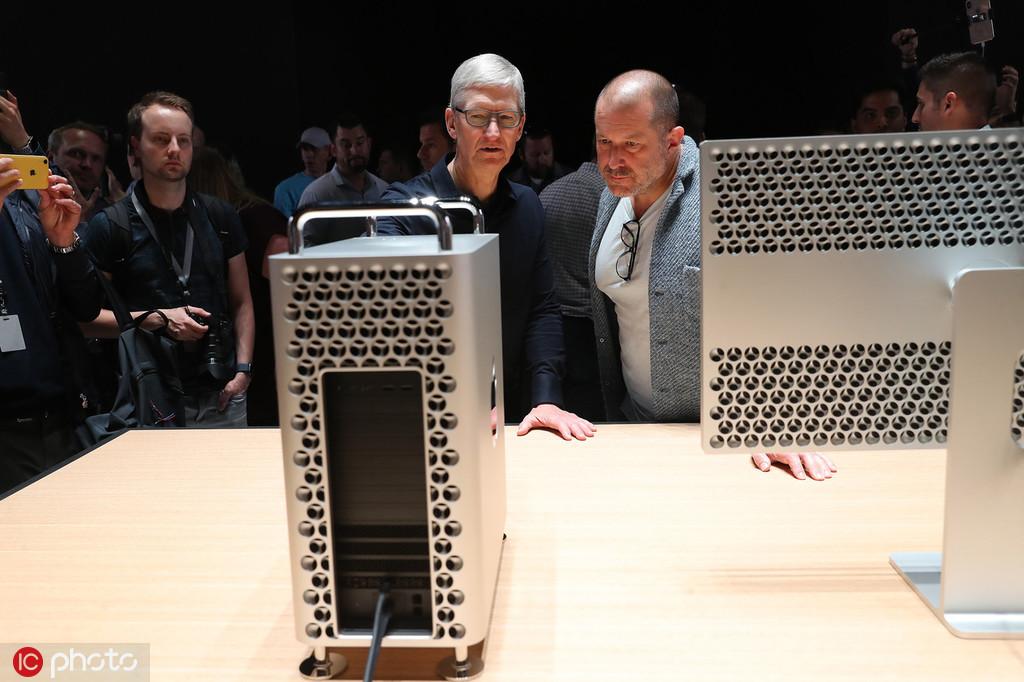 美國本土僅存的一條蘋果生產線 也轉到了中國|Mac Pro|紐約時報