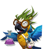 鸚鵡科學家