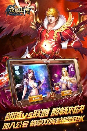 龙骑士传游戏截图