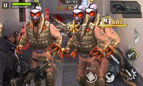 穿越火线:重返战场游戏截图