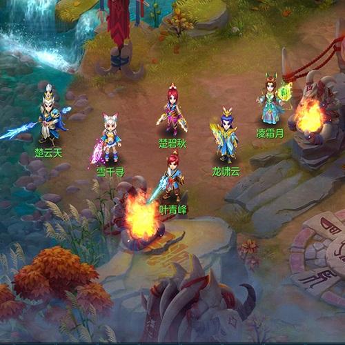 神武3游戏截图