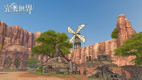 完美世界游戏截图