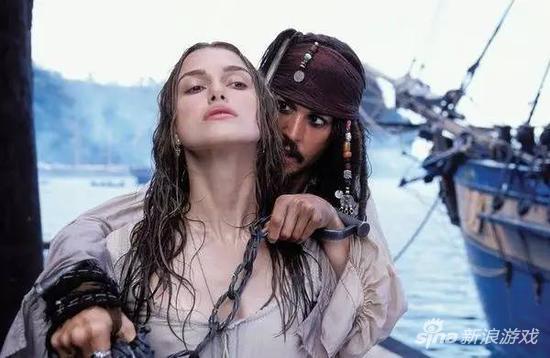 创战纪女主角叫什么_加勒比海盗中女主角的秘密 再刷一遍也无妨_97973手游网
