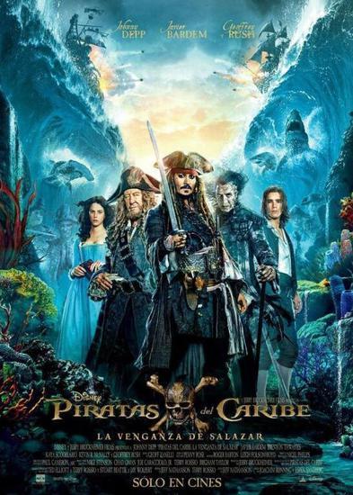 《加勒比海盜5》片源被盜 黑客索要大筆比特幣贖金
