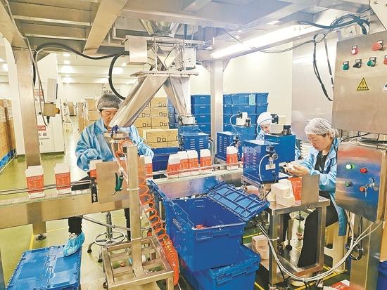 上半年马鞍山市外贸形势持续向好