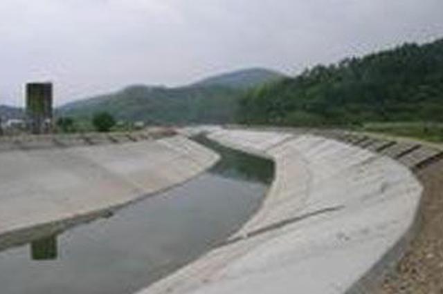 安慶:花涼亭灌區已供水15098萬立方米