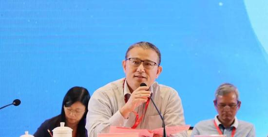 南方农村报社总编辑陈永