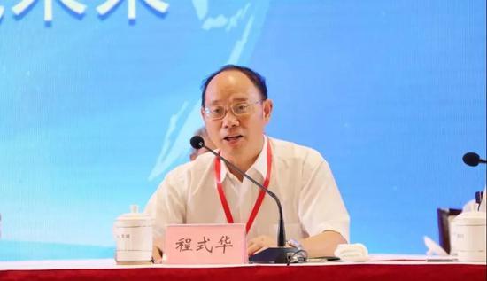 中国水稻研究所所长程式华