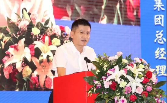 丰大集团总经理吴智勇