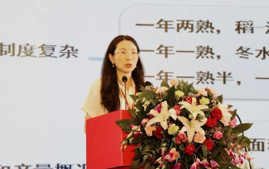 四川省农业科学院水稻所副所长高方远
