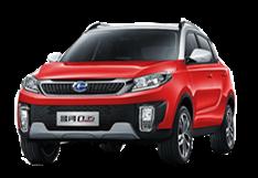 新车4.21万起 北京汽车绅宝X35哈尔滨地区促销