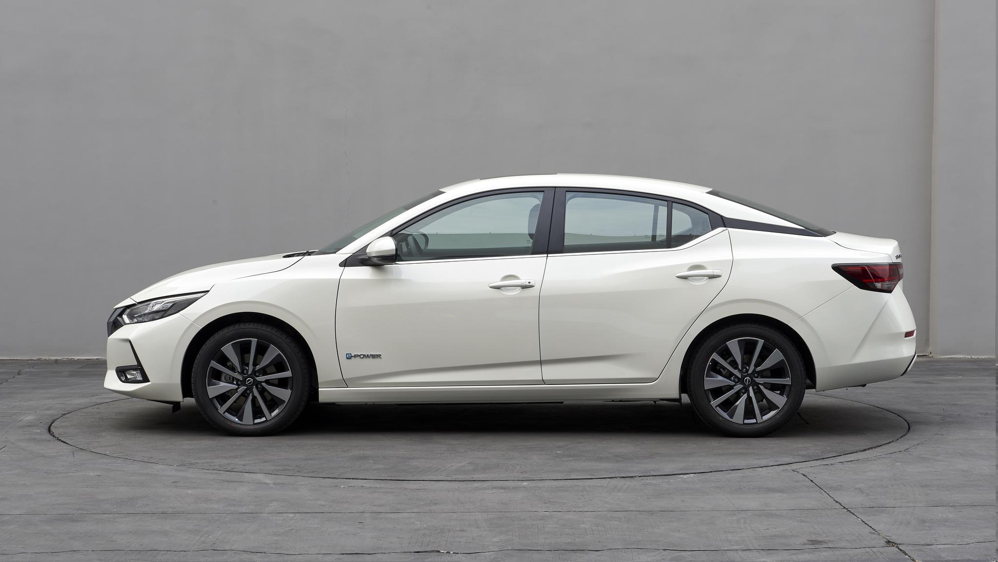 e-POWER技术首款车型 e-POWER轩逸申报图曝光