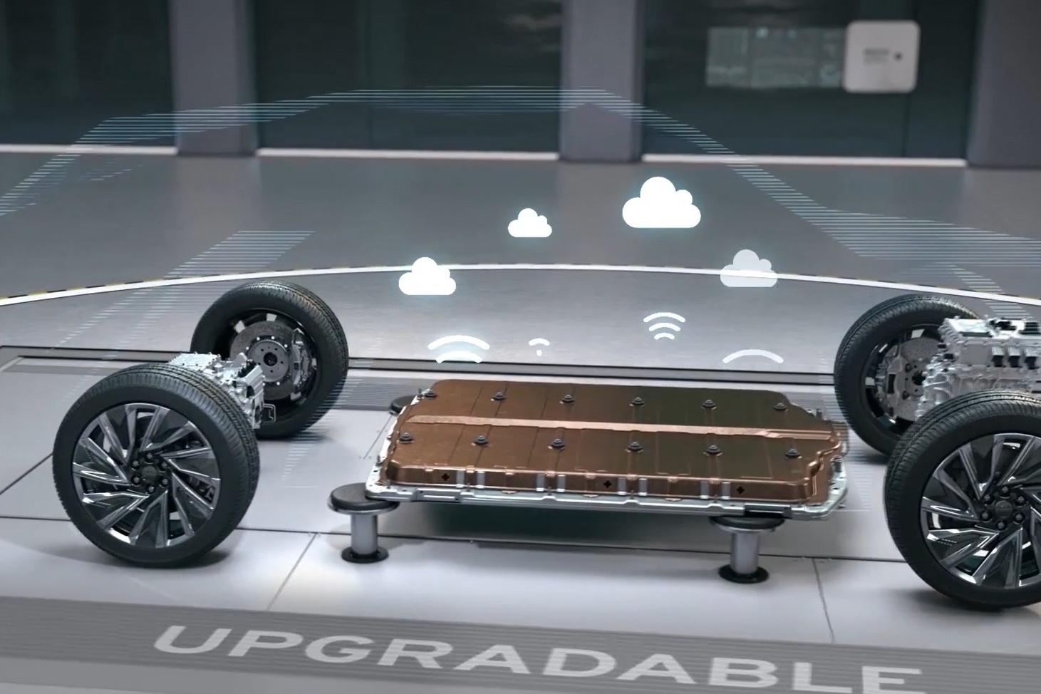 无线电池管理系统 能减少零件减轻车重