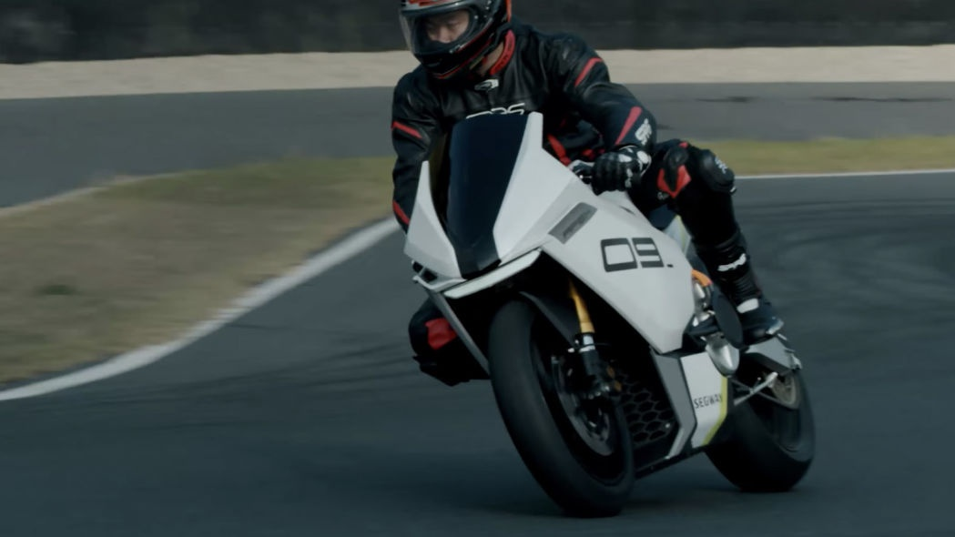 egway将发布电动摩托车Apex 2.9秒破百