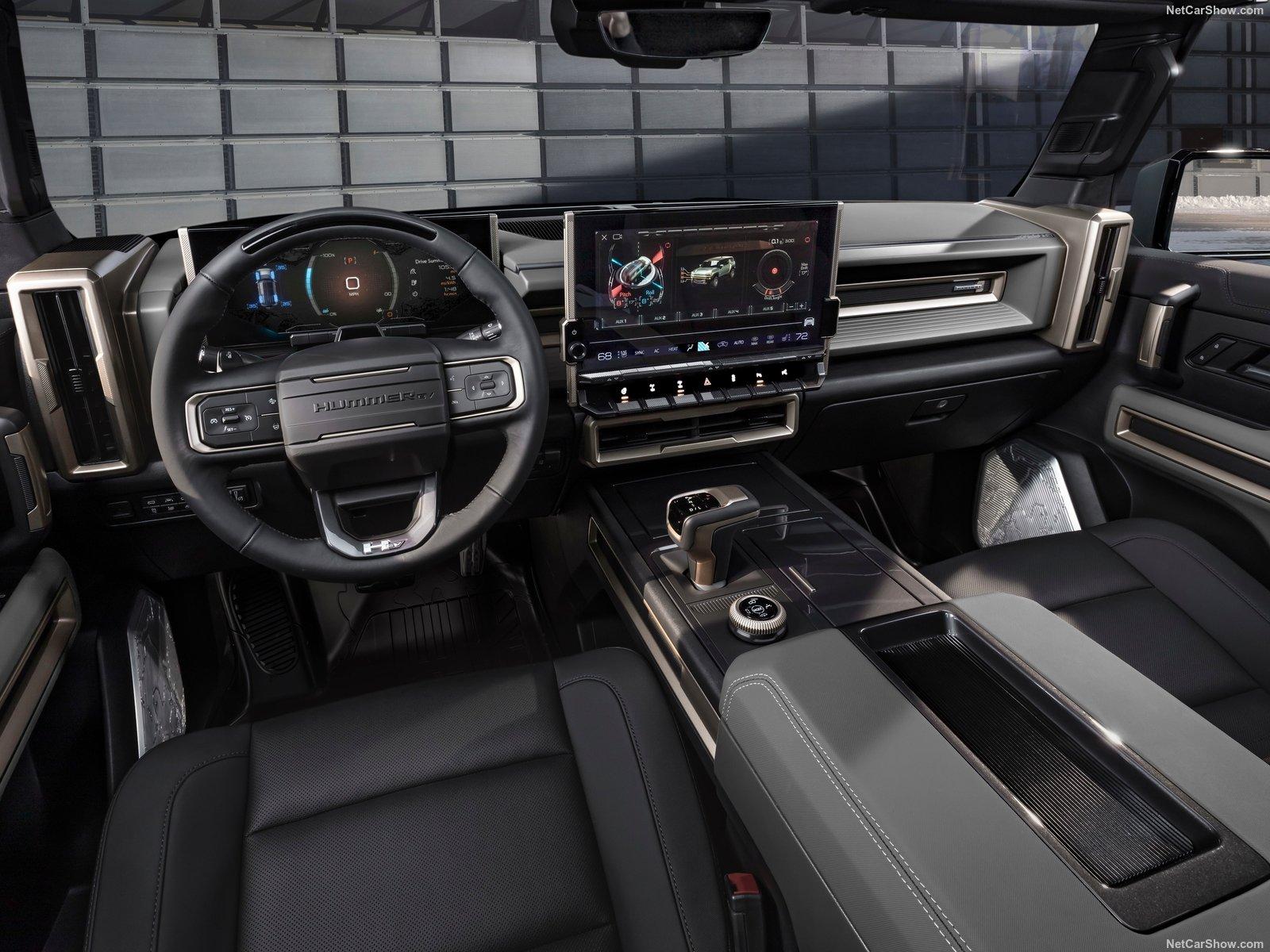 基于通用Ultium平台 悍马EV SUV将于2023年量产