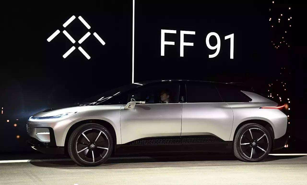 贾跃亭旗下FF将在纳斯达克挂牌上市 恒大汽车持有20%股份