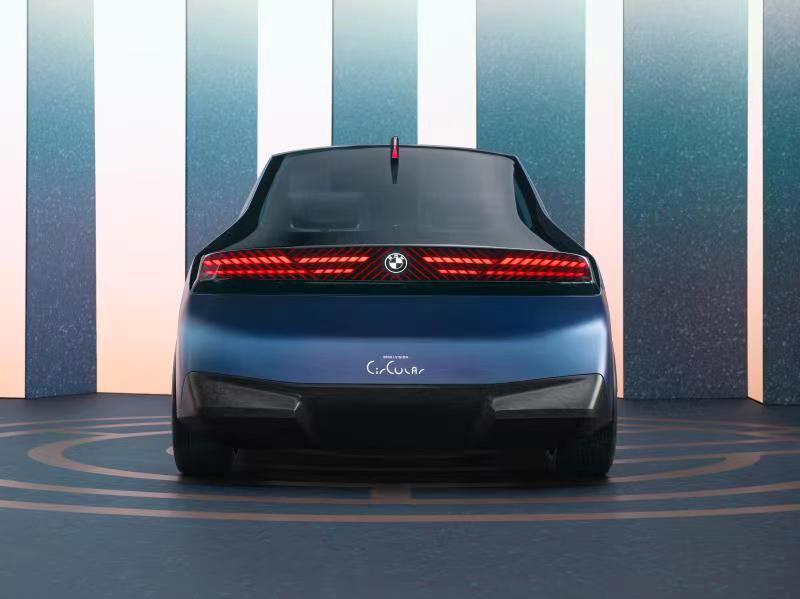 2021慕尼黑车展:宝马团体将来10年交付1000万辆电动车