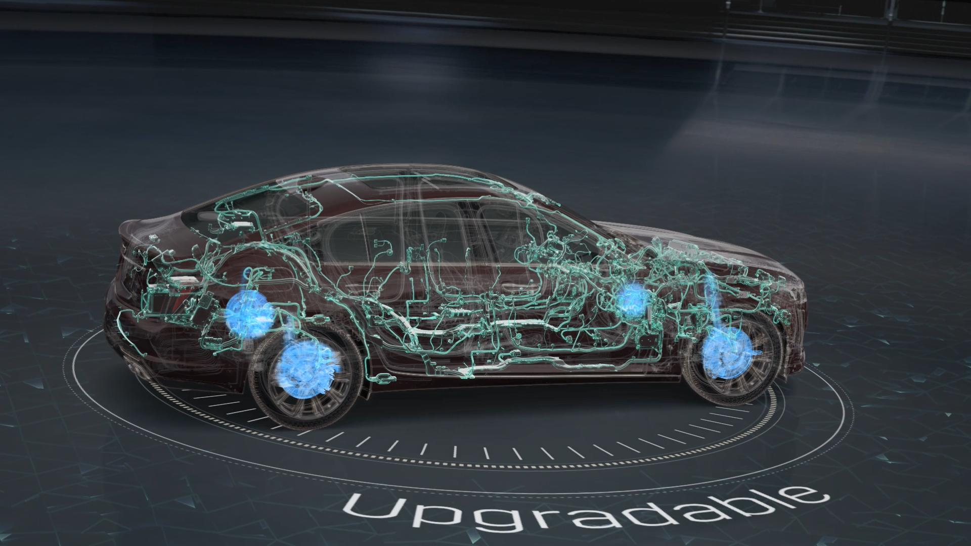 全新一代VIP智能电子架构