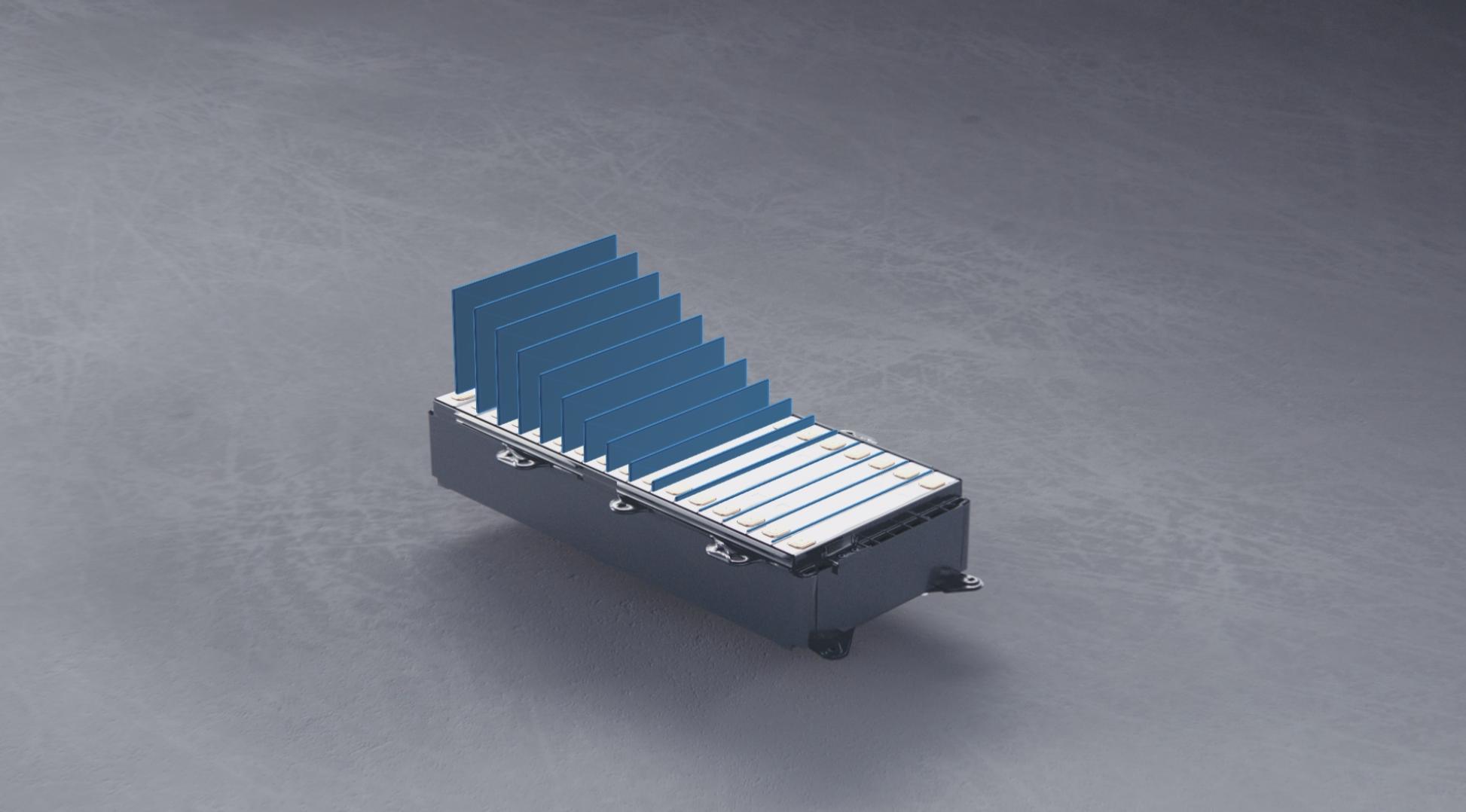 Ultium平台电池电芯之间采用纳米级航天材料气凝胶来隔热