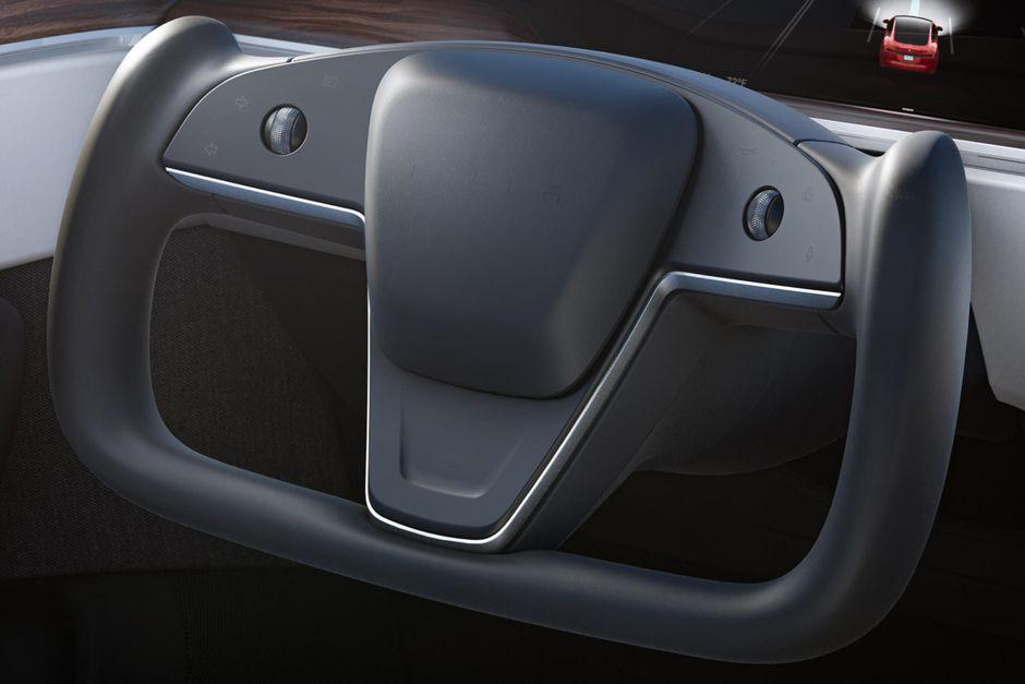 全球现阶段最快量产车 特斯拉Model S Plaid正式交付