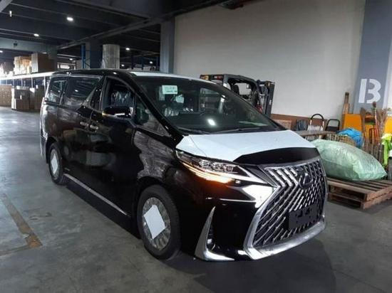 21款雷克萨斯LM300国六现车优惠直销全国