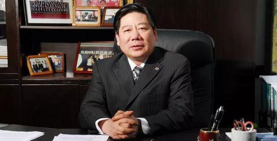 庞庆华:正在等待破产重组审批,庞大一定会好起来