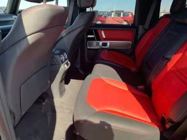 2019款奔馳G550墨版網紅座駕最低多少錢