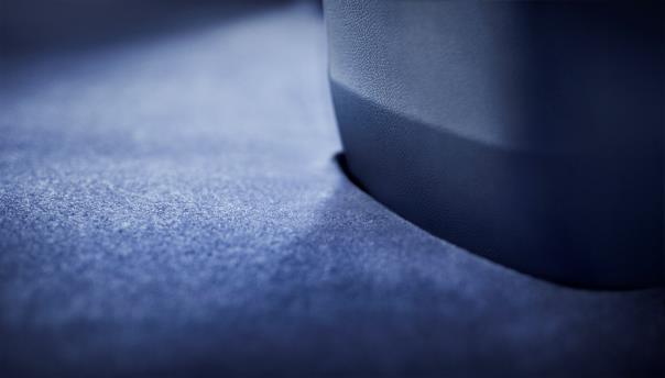 2022款别克GL8 艾维亚四座尊礼版新增黛蓝色艾维亚Avenir专属100%澳洲进口居家级长绒地毯