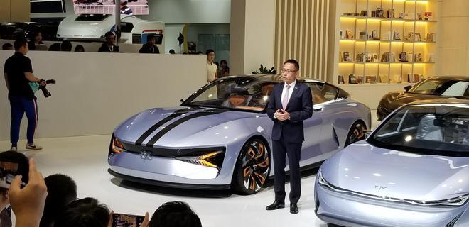 2019上海�展:前途K50 Spyder概念��l布 汽�殿堂