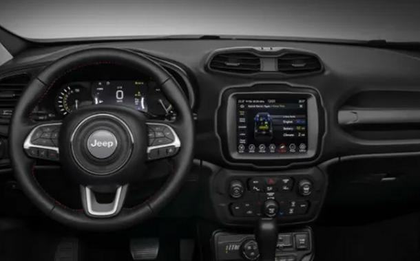 Jeep新款自由俠曝光 搭載1.3T插電混合動力系統
