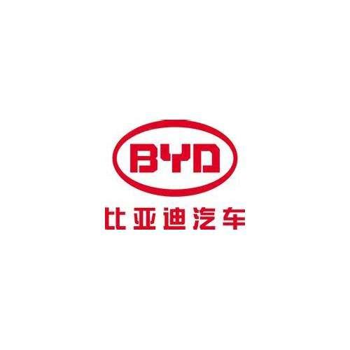 比��迪全新LOGO申�笮畔� �O�更�F代化 汽�殿堂