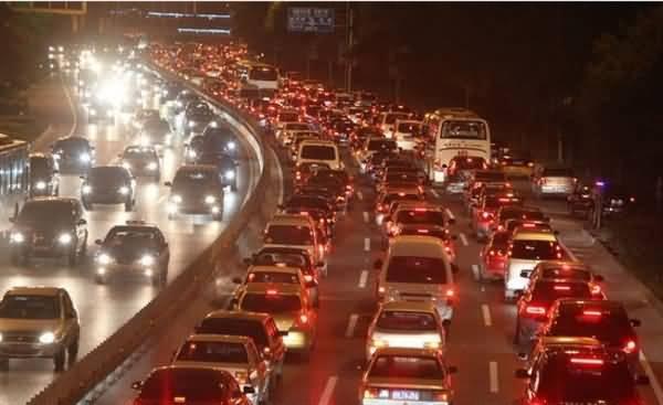 北京交通拥堵费_收了拥堵费,北京就能不堵车?_新浪汽车_新浪网