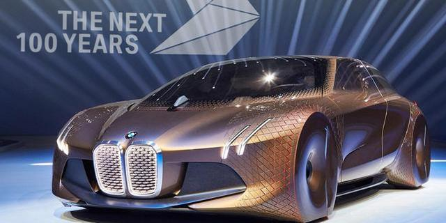 寶馬計劃2021年推出自動駕駛車