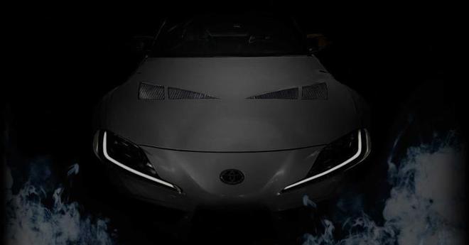 Supra 3000GT概念车预告