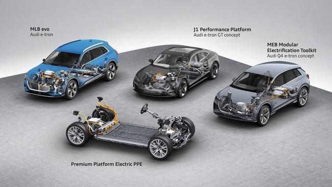 面向未来 大众汽车集团将进一步聚焦平台化战略