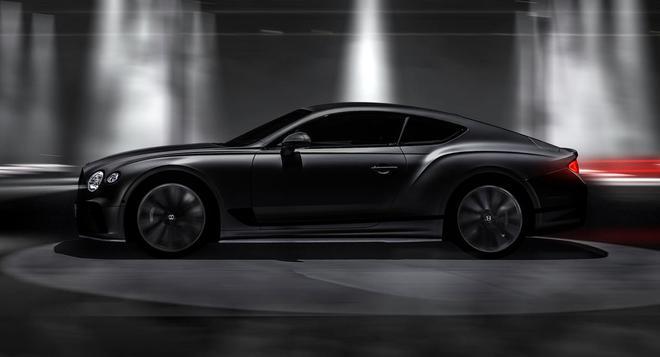 宾利性能版Continental GT Speed即将在3月23日上市