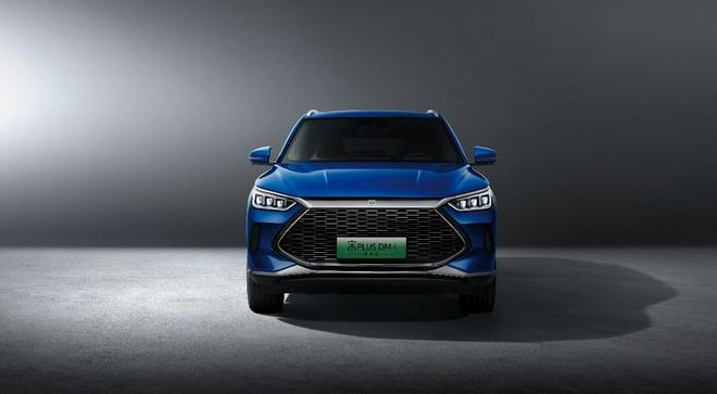 售价19.98万元 宋PLUS DM-i AWD正式上市