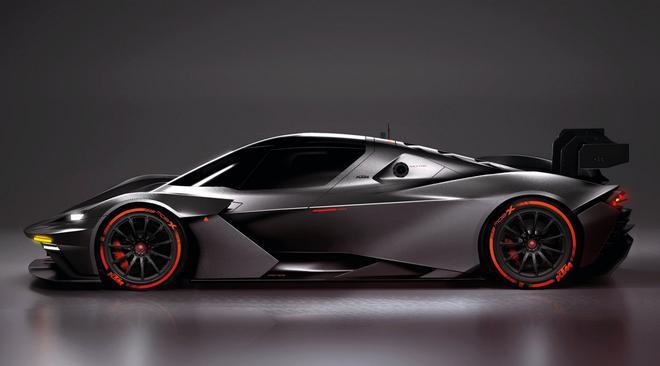 KTM发布全新X-Bow GT2赛车